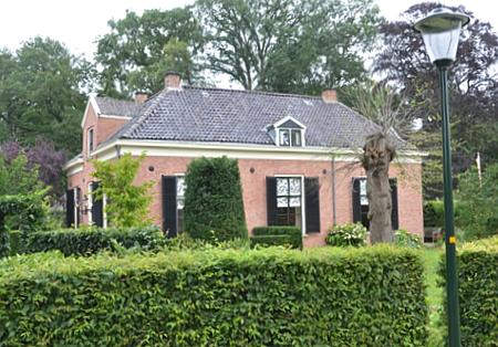 tuin Huize Voordam